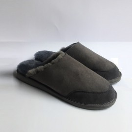 New Zealand Boots Mens slipper grey outlet