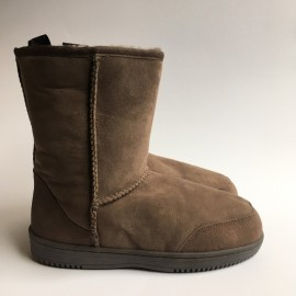 New Zealand Boots Short taupe OUTLET