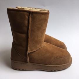 New Zealand Boots short cognac OUTLET 37