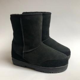 New Zealand Boots Short black outlet
