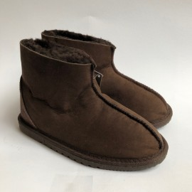 New Zealand Boots Classic house shoe coffee 36 - outlet