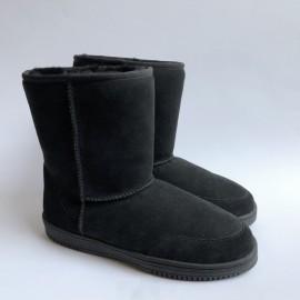 New Zealand Boots Short black outlet 42