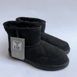 New Zealand Boots Ultra short black outlet 39